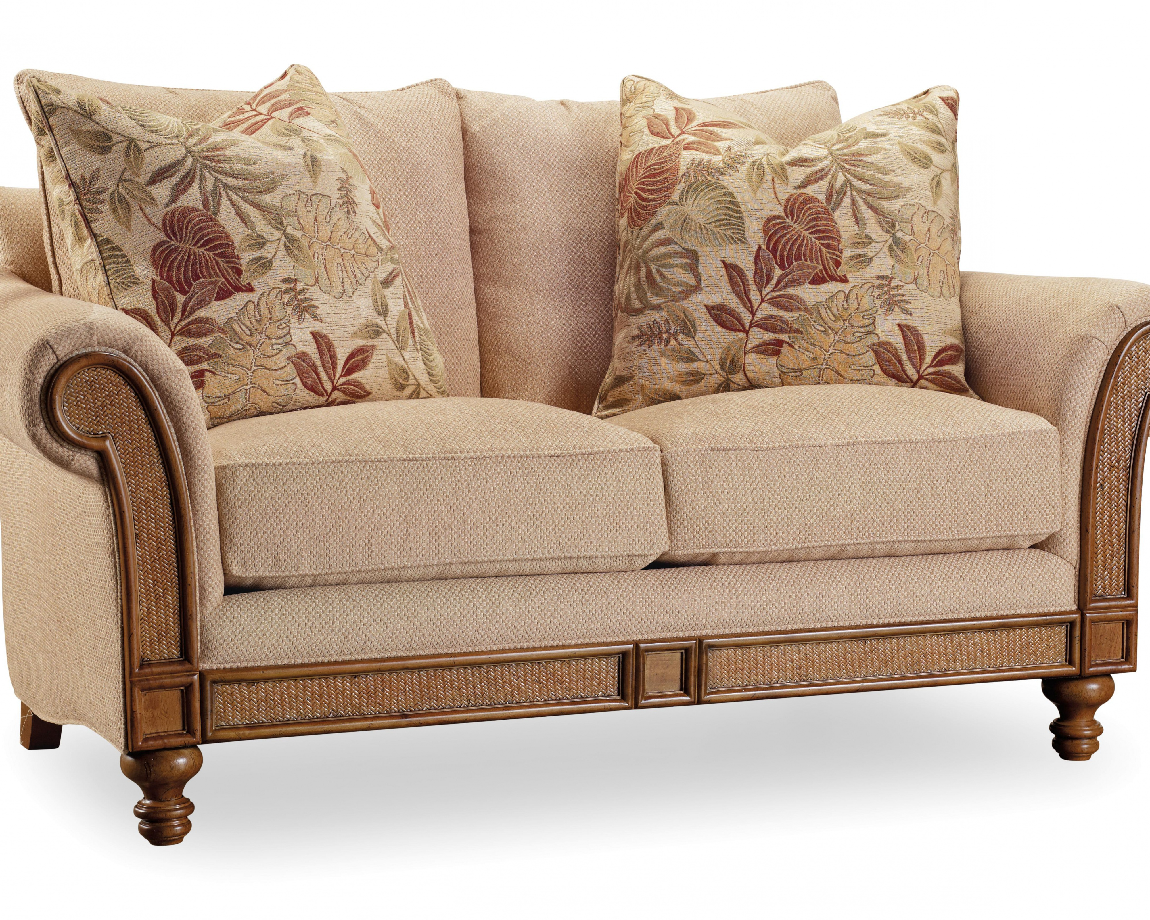 Fine Two Seater Sofa Loveseat Hooker Furniture Dailytribune Chair Design For Home Dailytribuneorg