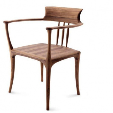 Chair with armrests Cigarra