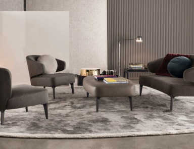 Product catalog minotti salotti will appeal to everyone for Minotti outlet italy