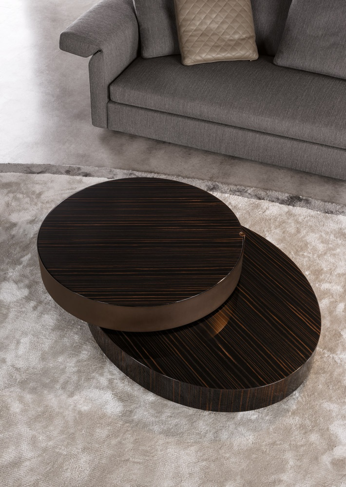 Benson Coffee Table Minotti Luxury Furniture Mr