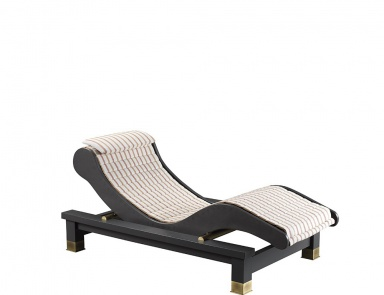 Chaise lounges for the garden swimming pool sauna beach for Belvedere chaise lounge
