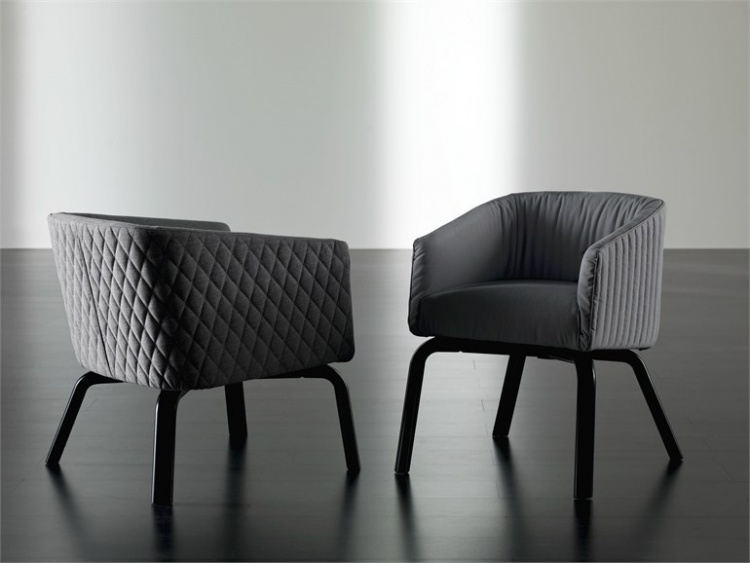 THE LOLITA CHAIR WOOD, MERIDIANI