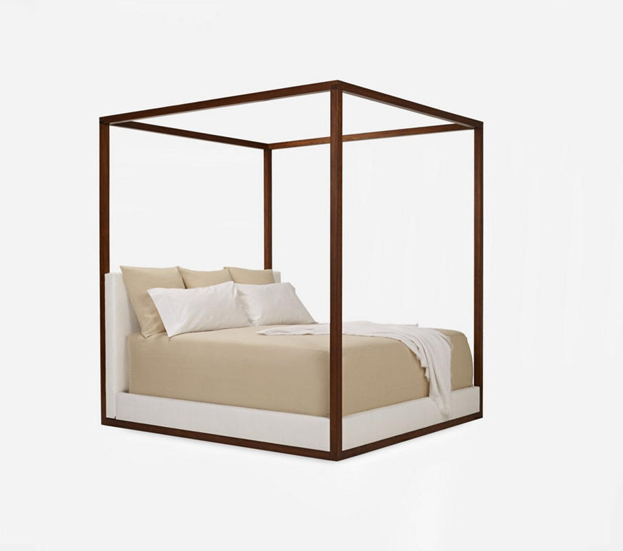 A Canopy Bed Desert Modern Canopy Ralph Lauren Home Luxury Furniture Mr