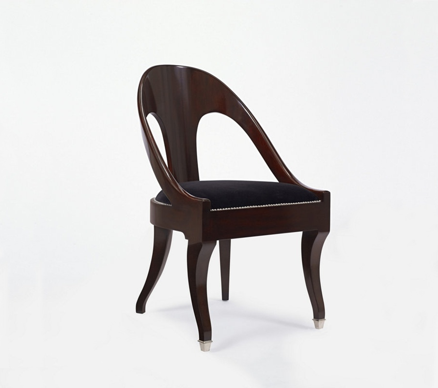 Chair With Armrests Beekman Ralph Lauren Home Luxury Furniture Mr
