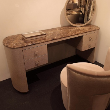Dressing table Damasse