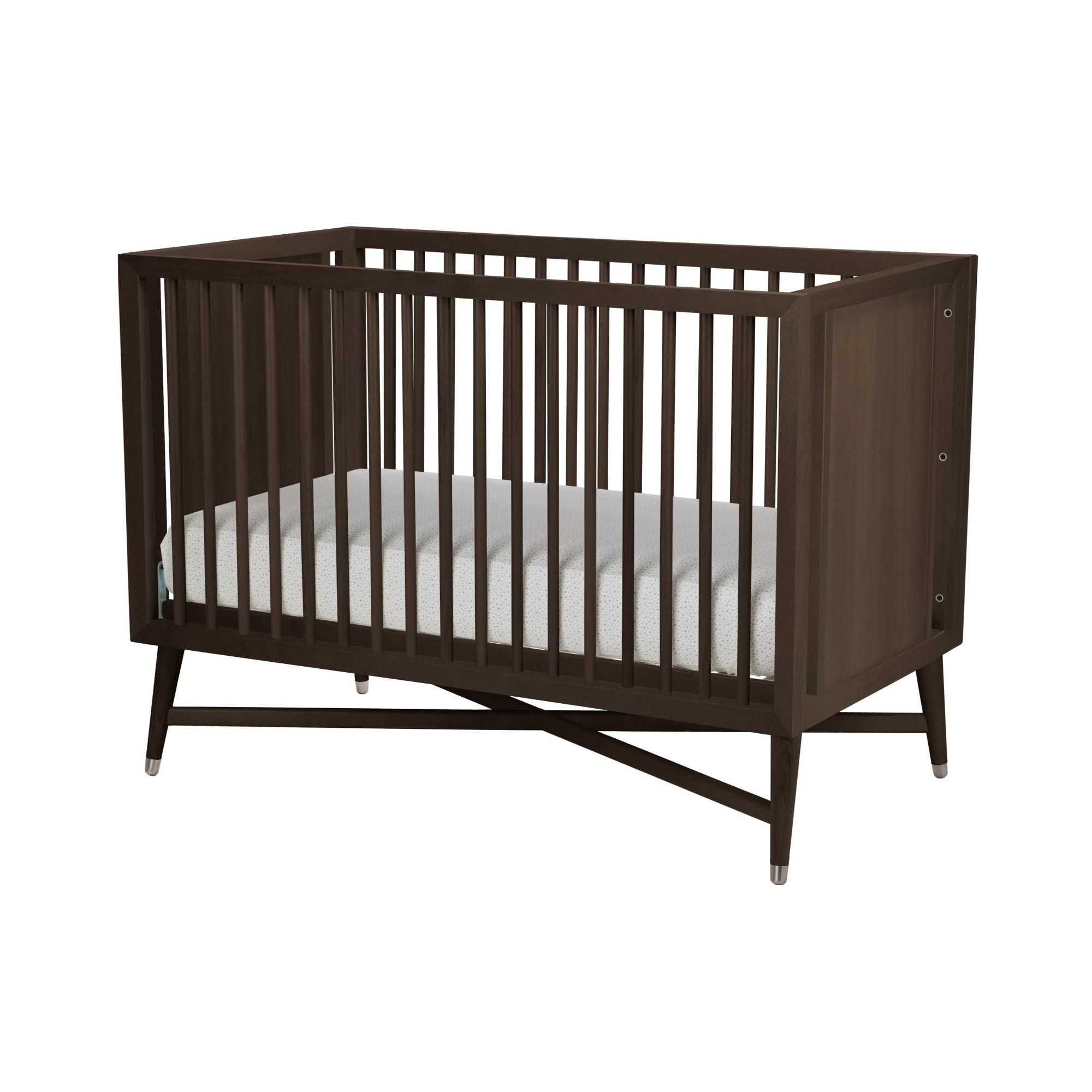 children 39 s bed wooden mid century dwellstudio luxury