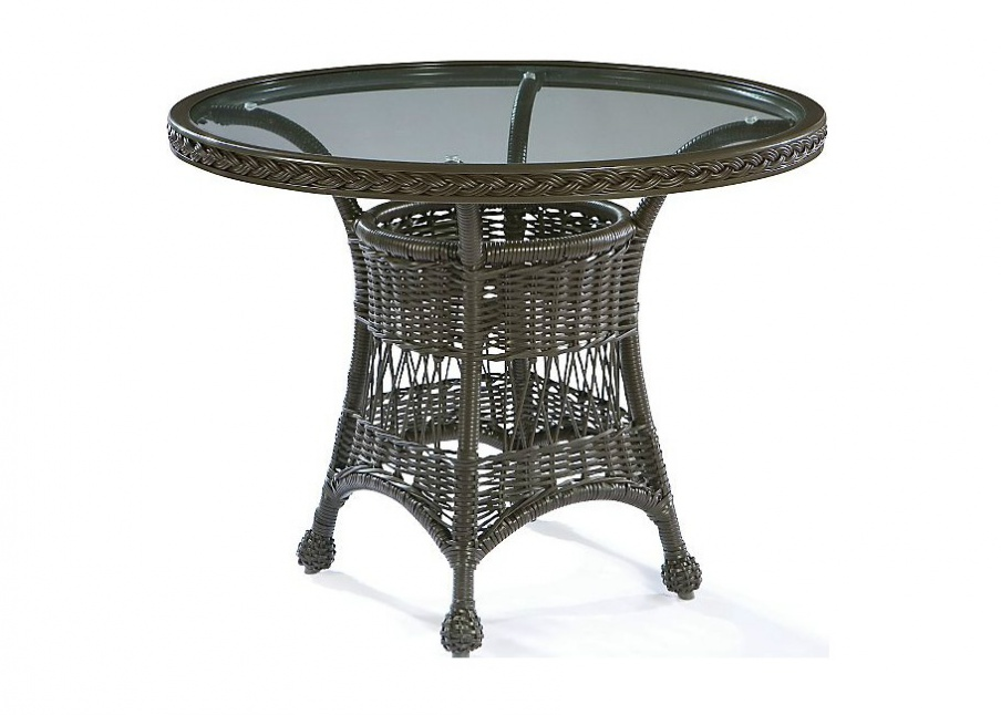 Table Round Coffee Harbor Bistro Bar With Glass Top Lane Venture Luxury Furniture Mr