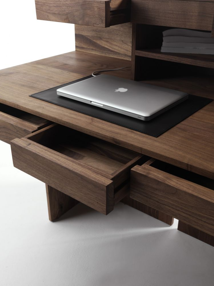 Writing desk with drawers riga riva 1920 luxury for Furniture in riga