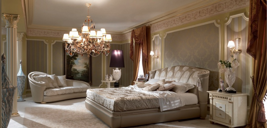 Bedroom Suite Bedroom In A Classic Style Arcade Plus And