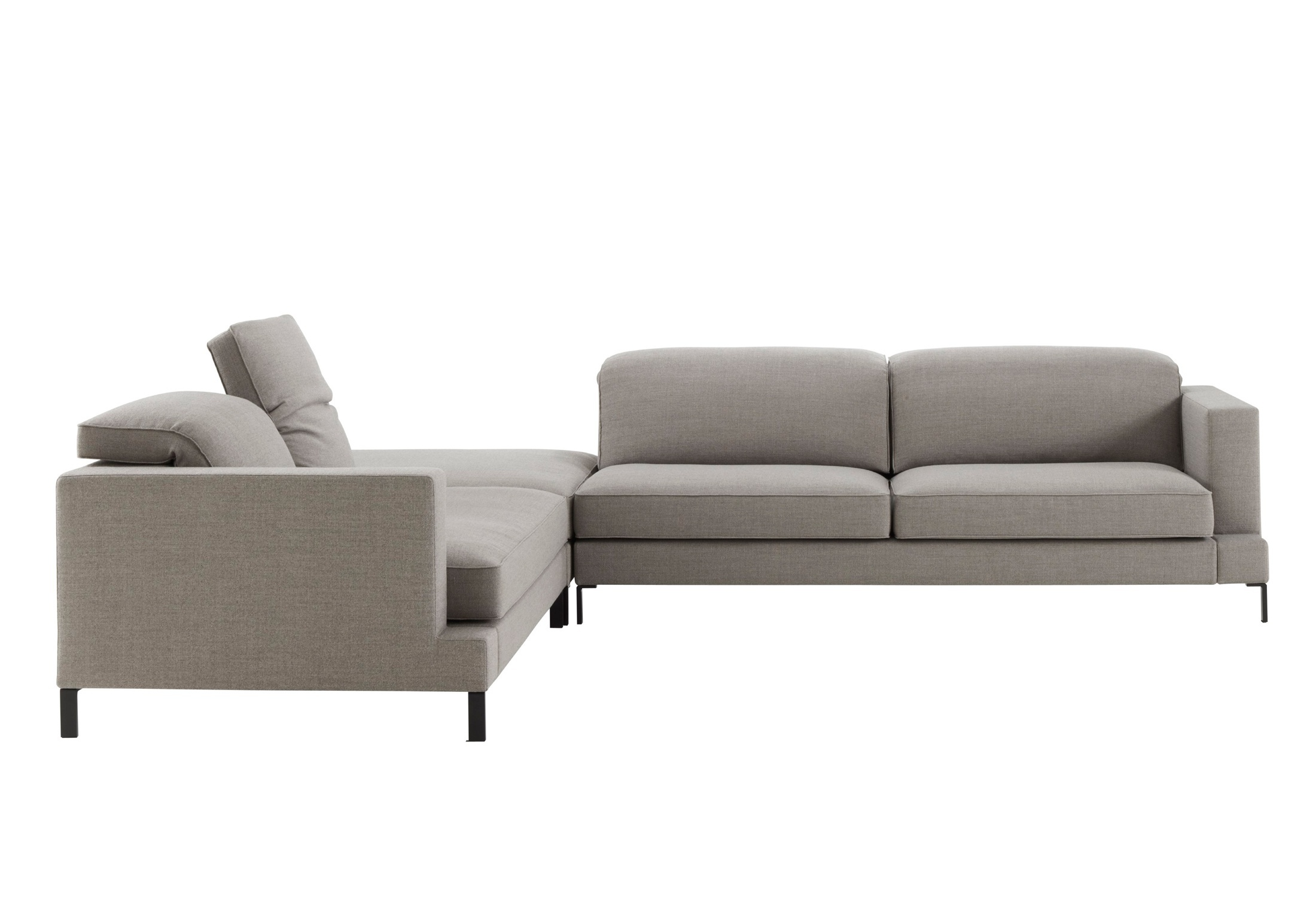 modular sofa in fabric acte 1 ligne roset luxury furniture mr. Black Bedroom Furniture Sets. Home Design Ideas