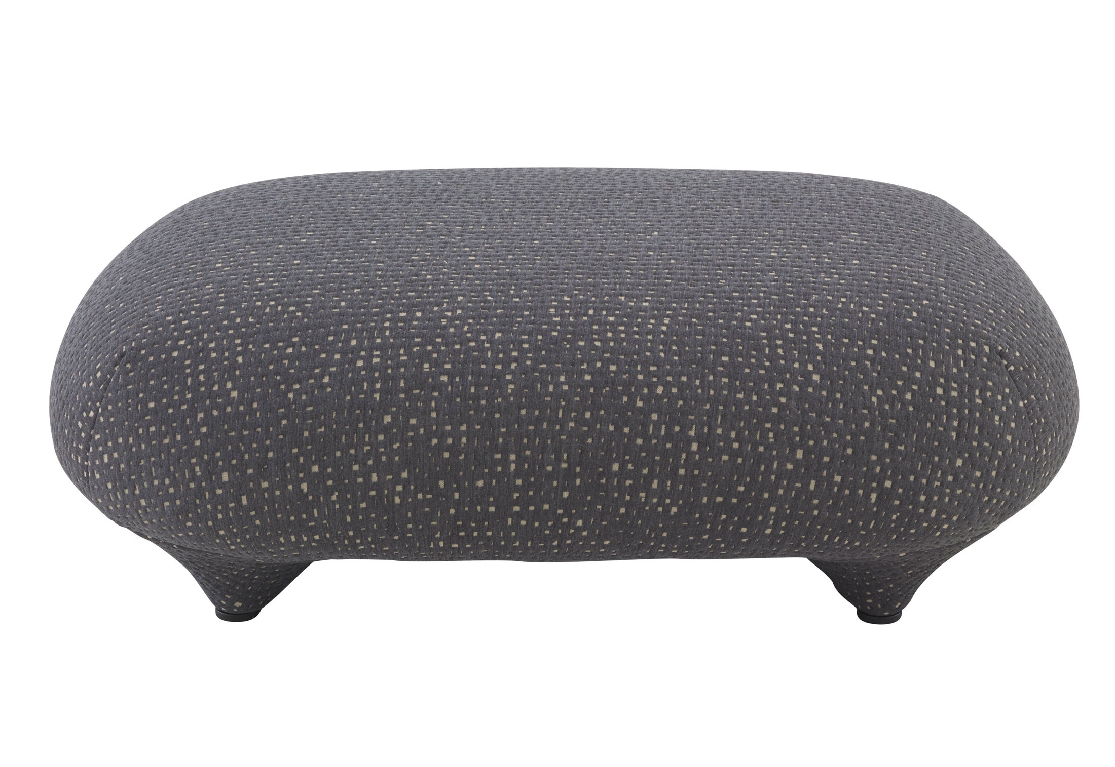 Pouf in fabric PLOUM, Ligne Roset - Luxury furniture MR