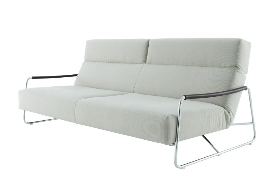the sofa bed in fabric janus ligne roset luxury. Black Bedroom Furniture Sets. Home Design Ideas