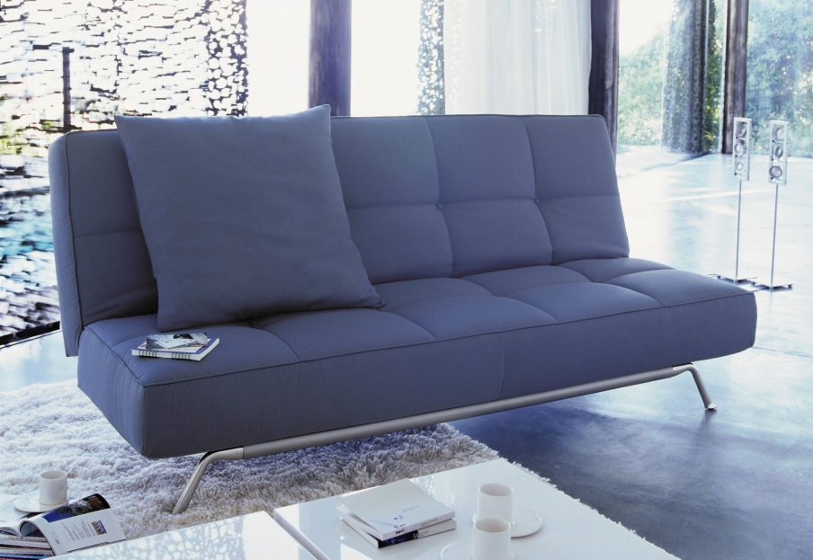 the sofa bed in fabric smala ligne roset luxury furniture mr. Black Bedroom Furniture Sets. Home Design Ideas