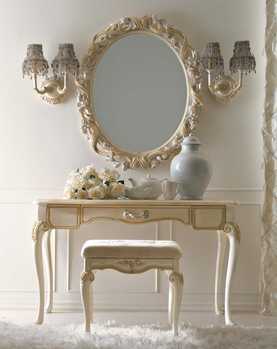 Dressing table solid wood ambiente notte savio firmino luxury furniture mr - Savio firmino camerette ...