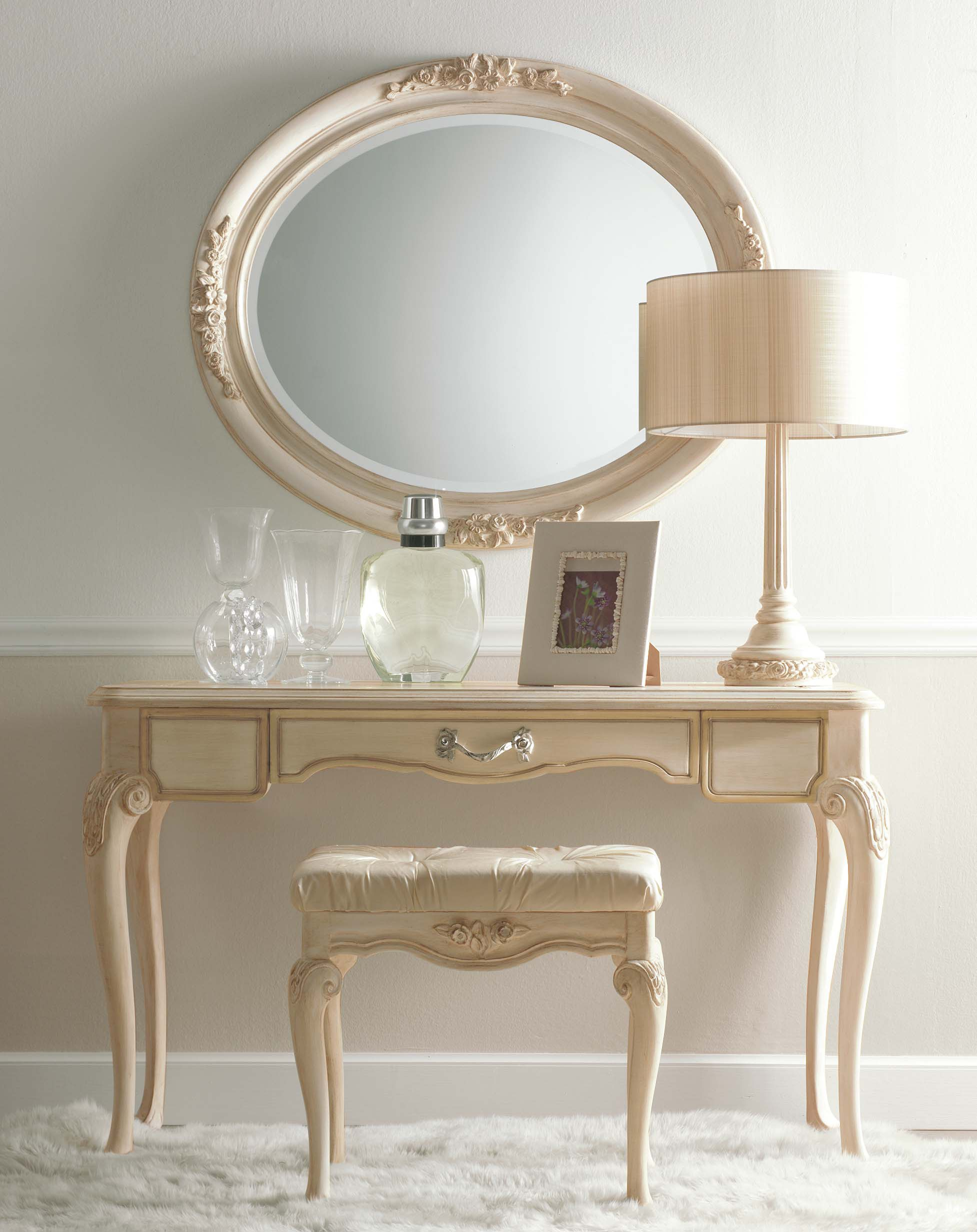 Dressing Table Solid Wood Ambiente Notte Savio Firmino