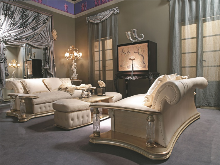 LIVING room (sofa SET) BELCOR INTERIORS S. R. L.