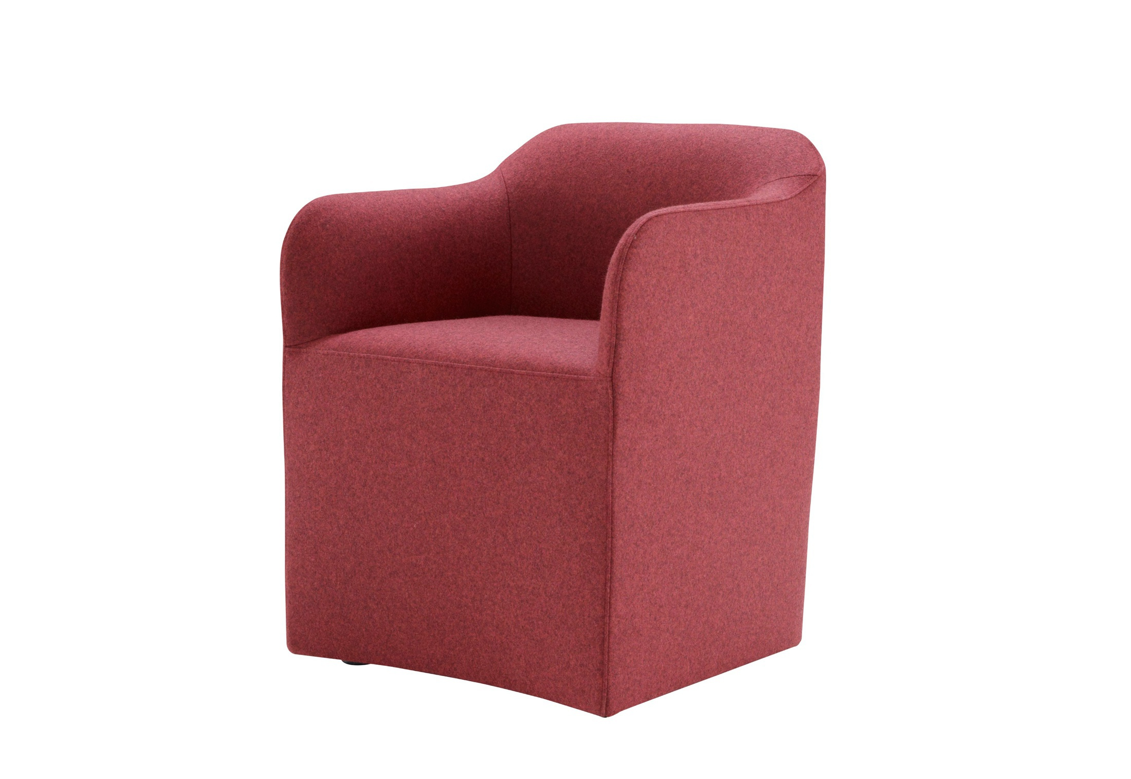 Chair With Metal Frame LUCA SOFT, Ligne Roset