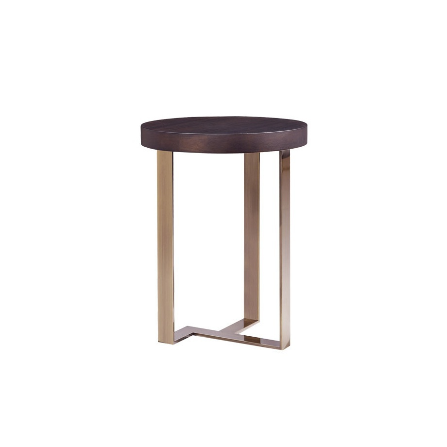 bf1fac2485 Round coffee table on a metal frame 45 Moon, Smania - Luxury ...