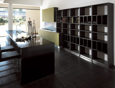Kitchen (kitchen Set) Atelier, Aster Cucine