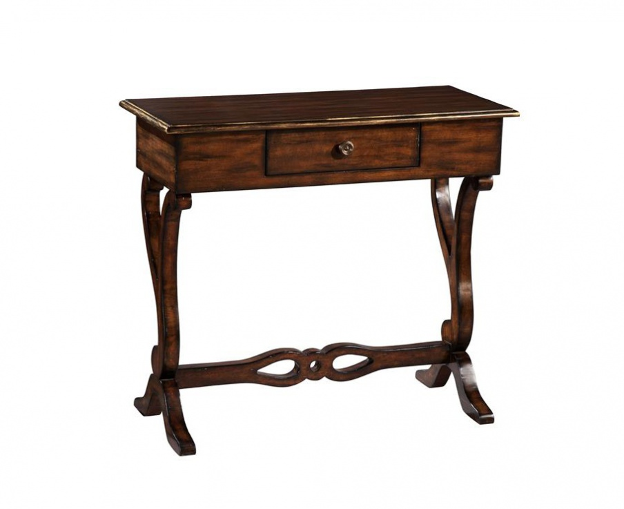 Console Rectangular Carved Hekman Furniture Luxury Furniture Mr