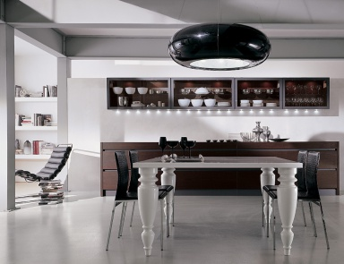 Aster Cucine is an Italian manufacturer of kitchens in the modern ...