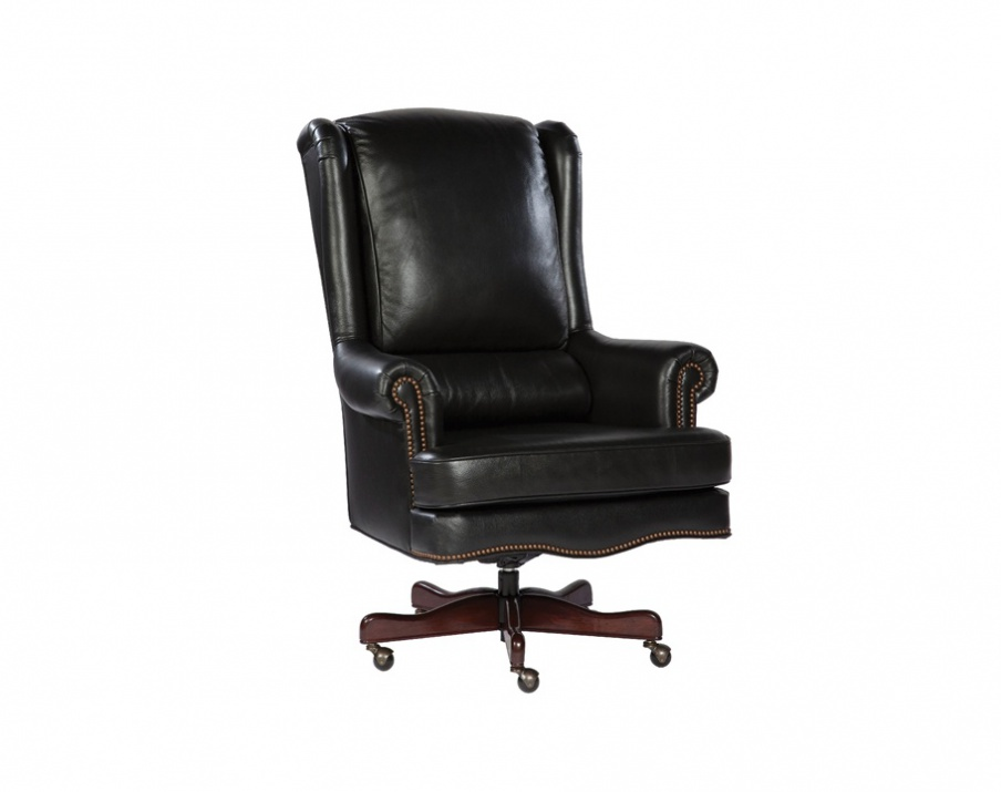 the leather executive office chair hekman furniture