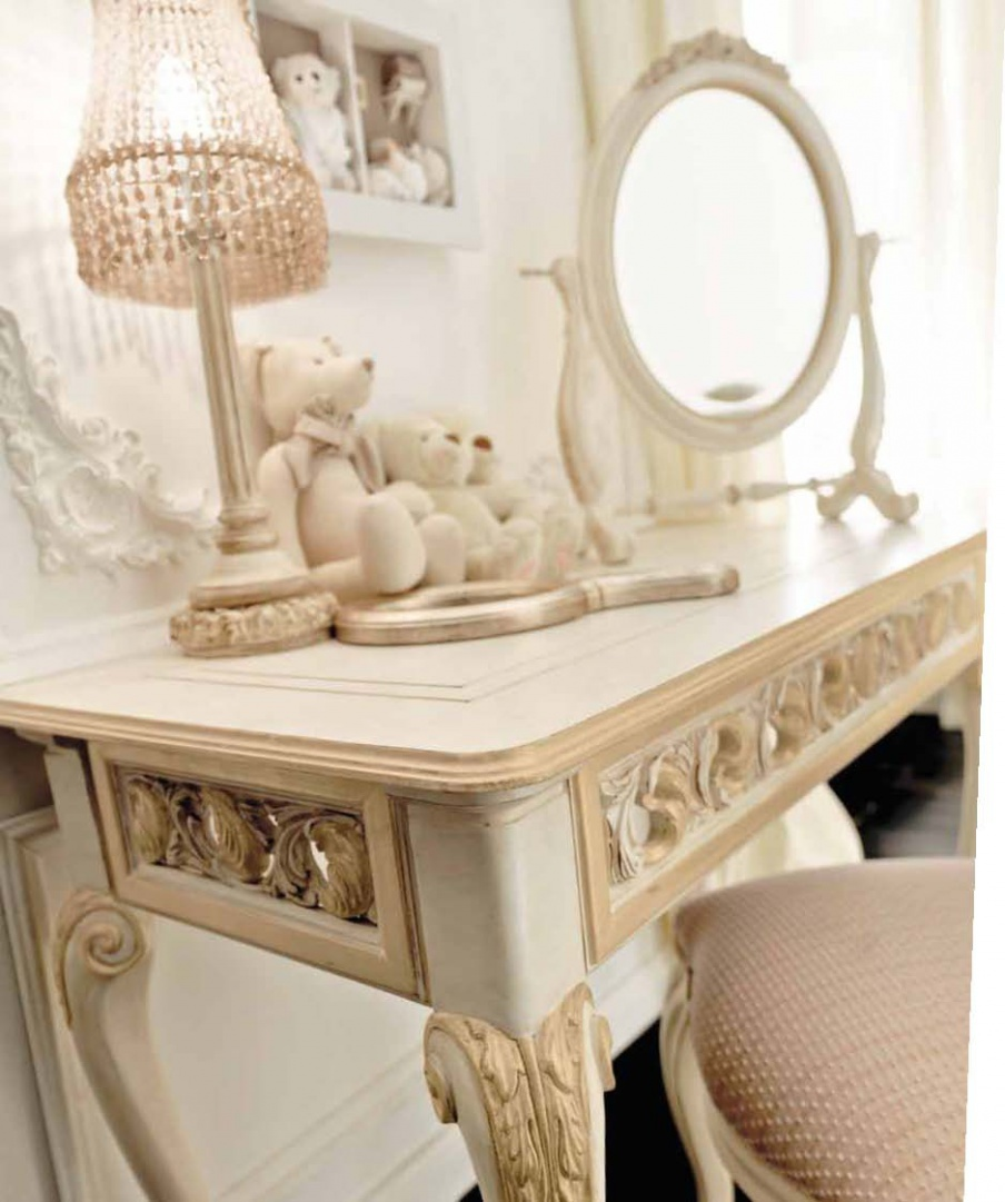 Dressing table solid wood Ambiente Notte, Savio Firmino - Luxury ...