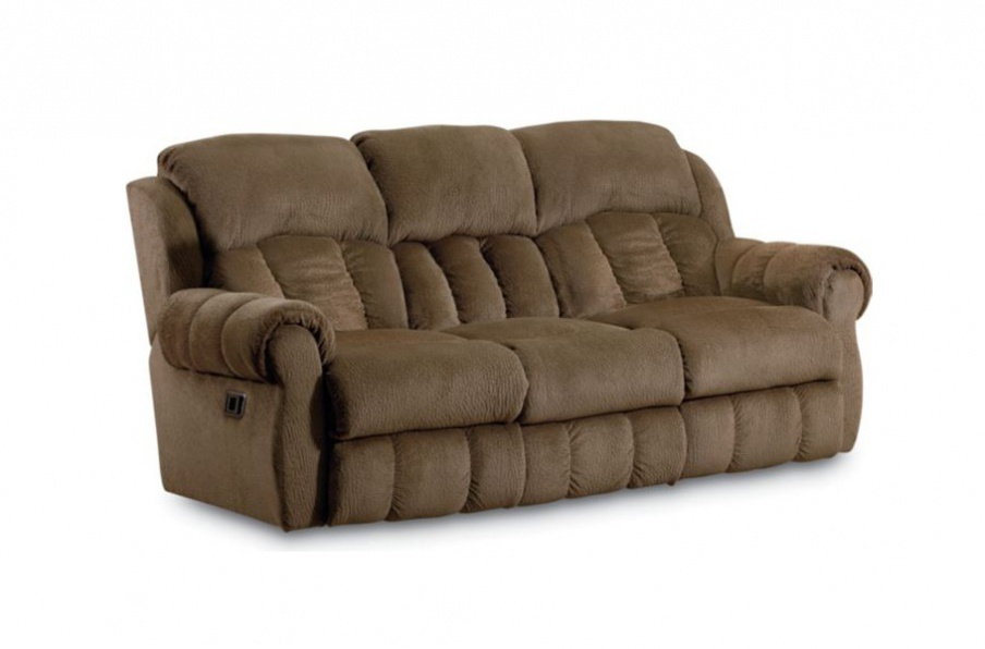 Sofa Double Recliner Hawkeye Lane