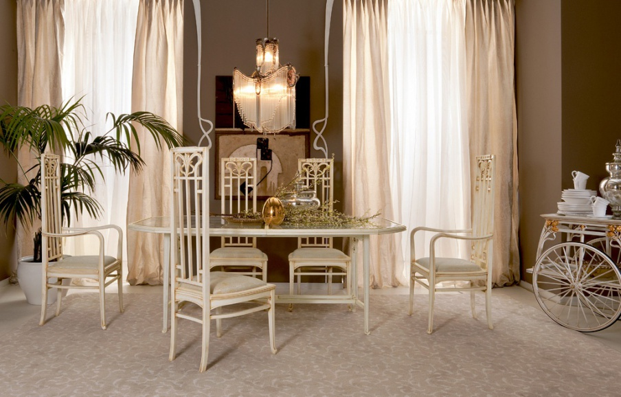 Dining room (dining set) Liberty, Medea