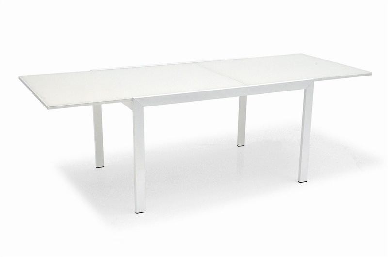 The sliding key dining table calligaris luxury furniture mr for Calligaris key table