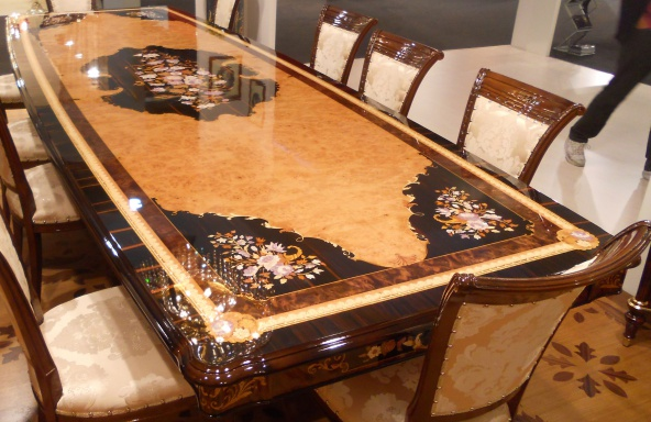 Dining room (dining set) Marconi Arte