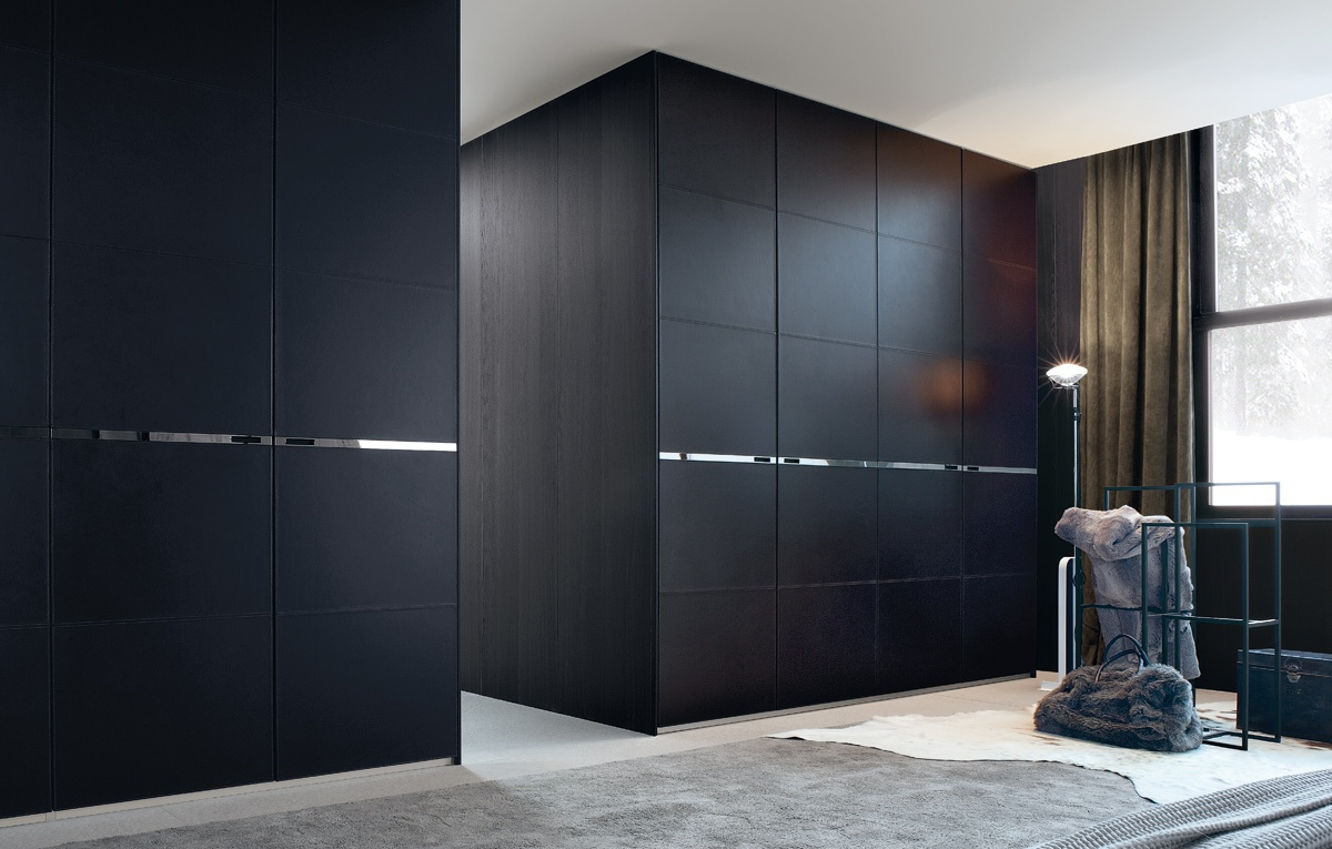 Modular Wardrobe With Sliding Doors Bangkok Poliform