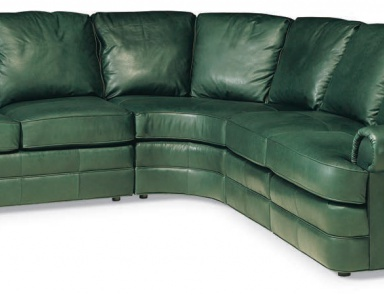 WhittemoreSherrill luxury leather upholstered furniture for