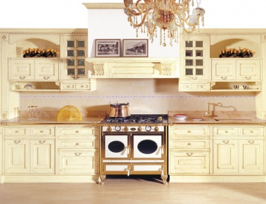 The system cabinets of the royal collection cadore for Kitchen set royal