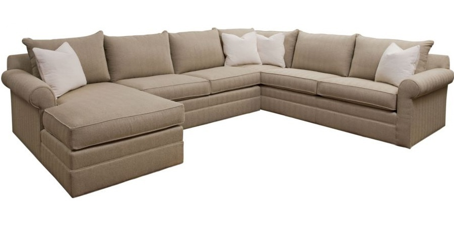 Sofa sectional Concord Thomasville  sc 1 st  Luxury furniture MR : thomasville benjamin sectional price - Sectionals, Sofas & Couches