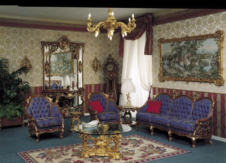 Living room (sofa set), Asnaghi Interiors S. r.l.