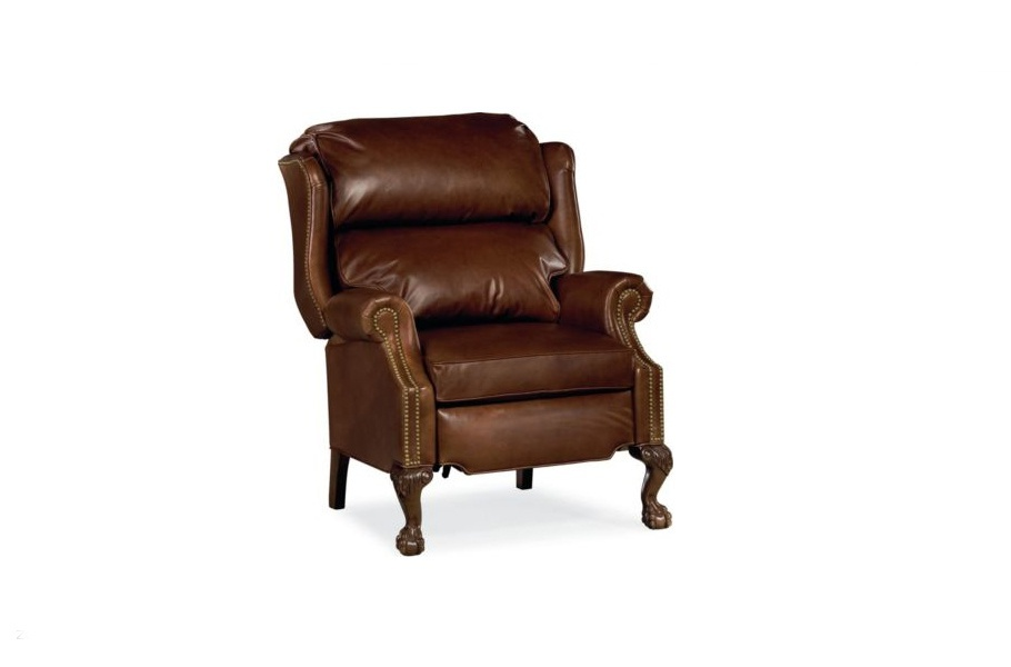 Chair Leather Recliner Claire Thomasville Luxury