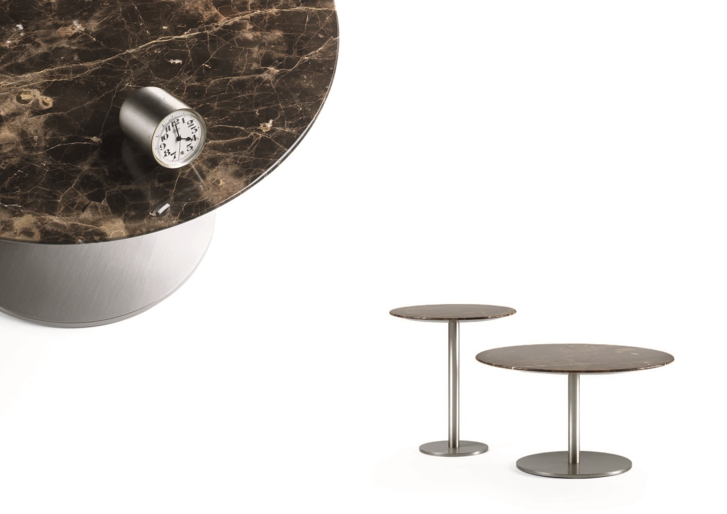 Coffee Break Round Table Giulio Marelli Luxury Furniture Mr