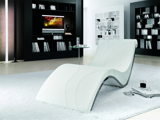 The Sylvester Chaise Longue