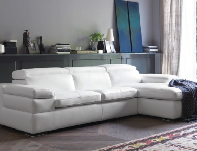 new trend furniture. Sofa In Leather Upholstery Miro, New Trend Concepts Furniture E