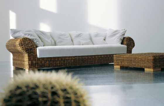 New collection Gervasoni by designer Paola Navone