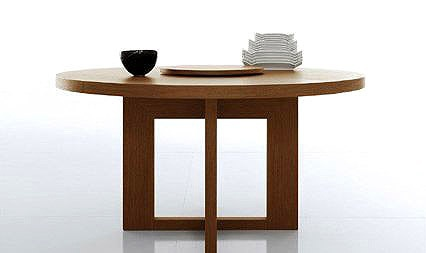 Coffee Table Round Poker Presotto Luxury Furniture Mr