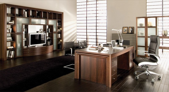 A Desk with drawers, SCRIVANIA GENEVE - GC Colombo