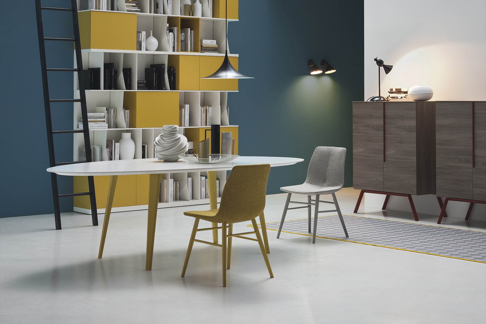 Wonderful image of Dining table natural wood Argos Novamobili Luxury furniture with #997C32 color and 2000x1334 pixels