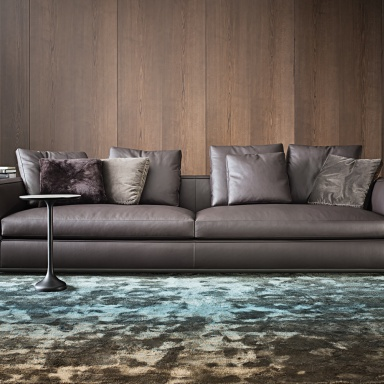 The Rivera collection from Minotti – retro elegance and Mediterranean charm