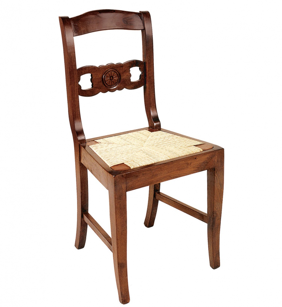 Chair with wood case and legs greve tiferno mobili - Wooden art mobili ...
