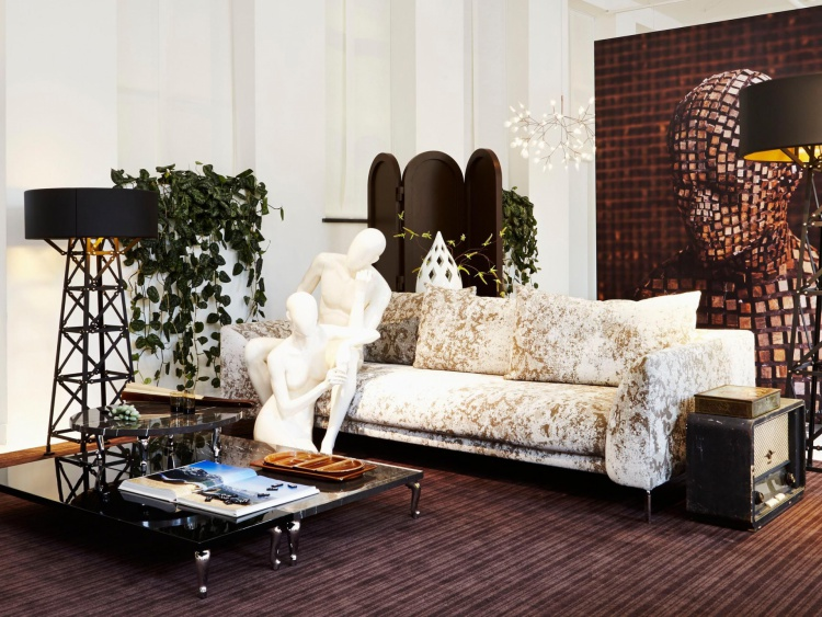 Bassotti coffee table, Moooi