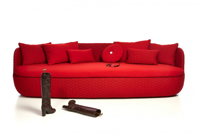 The Bart Canape Sofa, Moooi