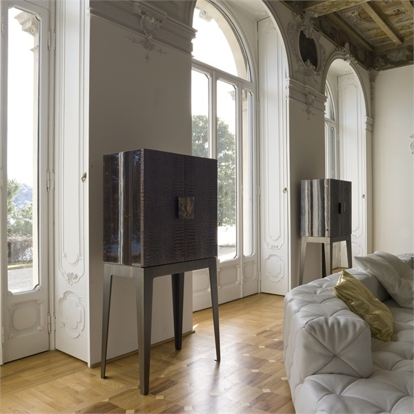 The Cabinet on a wooden frame Lady, Longhi - Luxury furniture MR