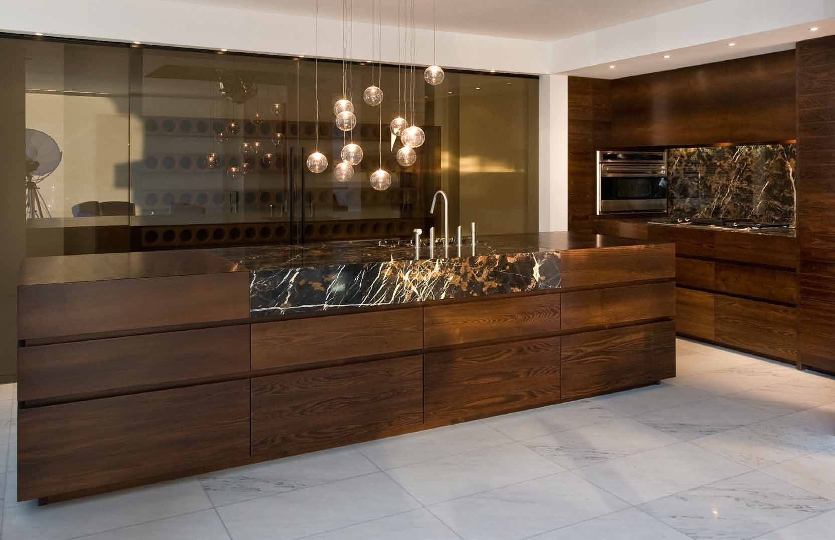 Kitchen kitchen set was made of natural wood roma for Kitchen set natural